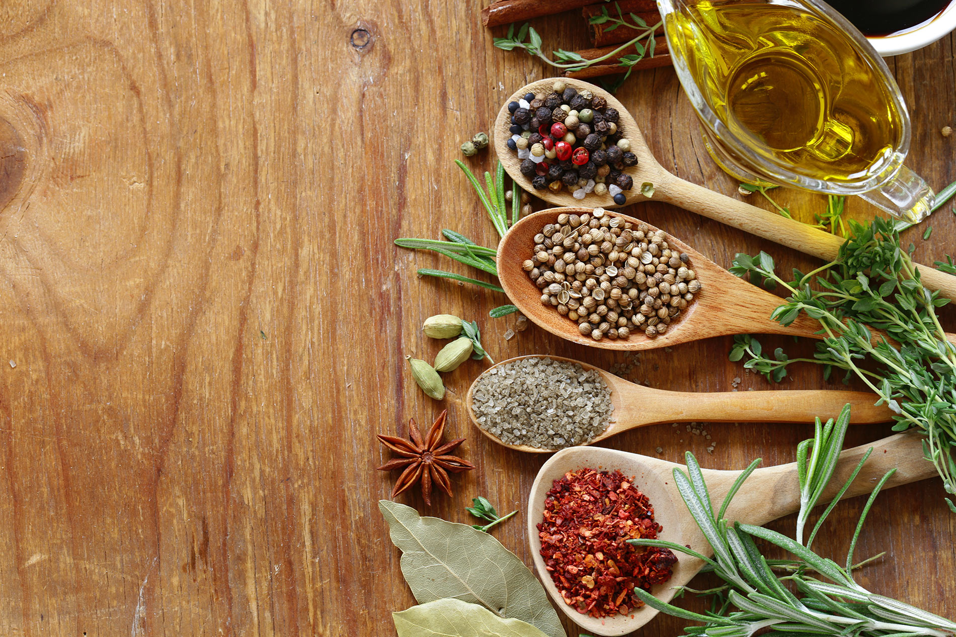Herbs, Spices, and Sweeteners That Will Activate Your Immune System
