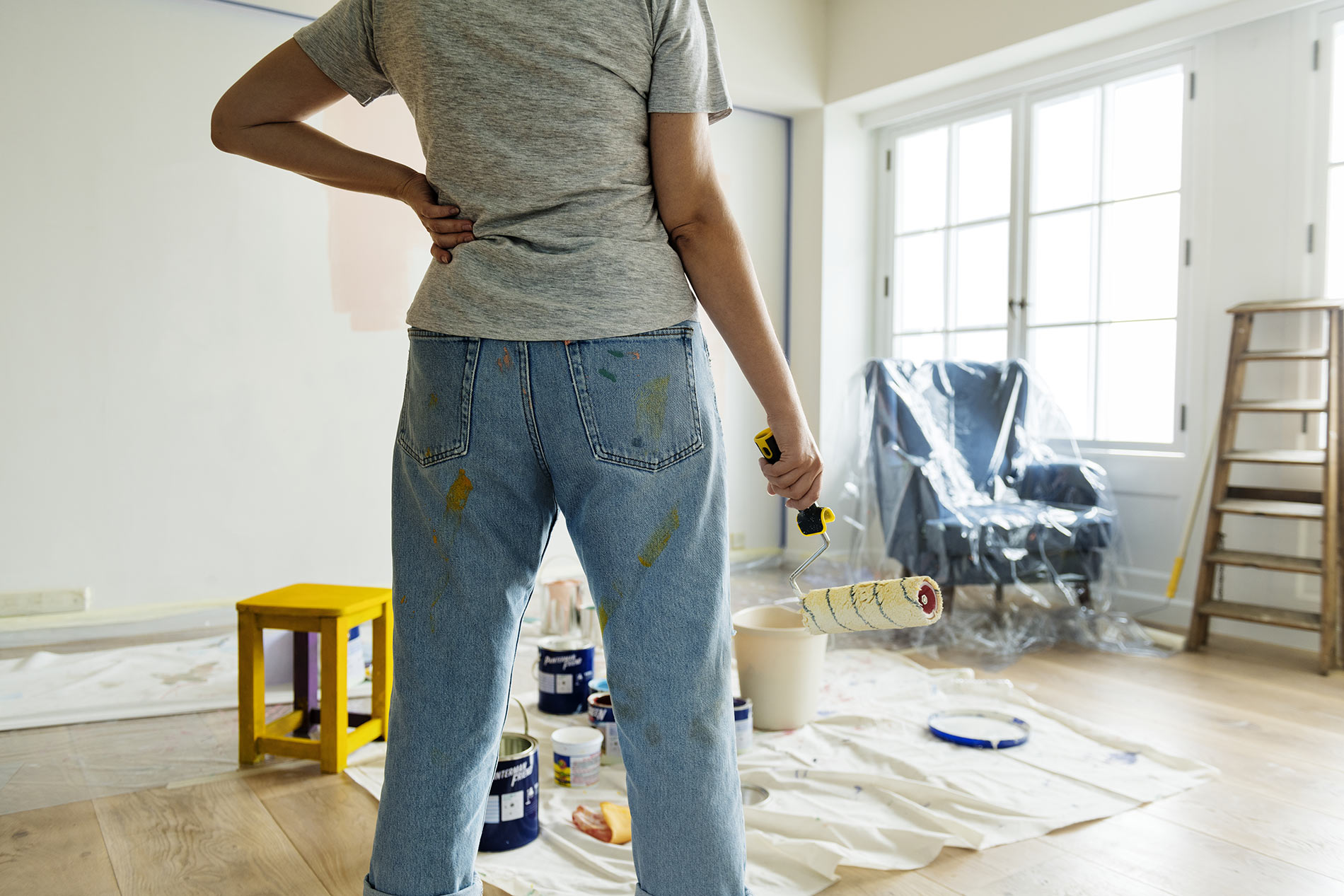 Joyce Van Patten's Advice: 6 Easy home improvements under $100