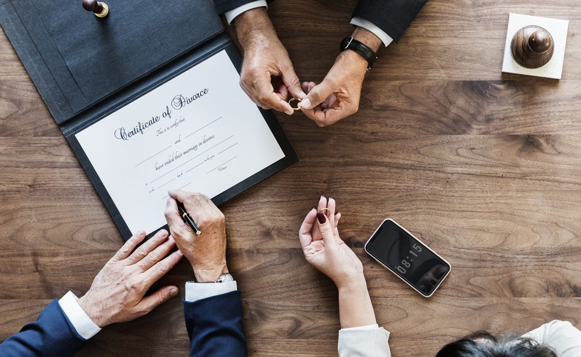 5 Estate Planning Moves If You Are Getting Divorced