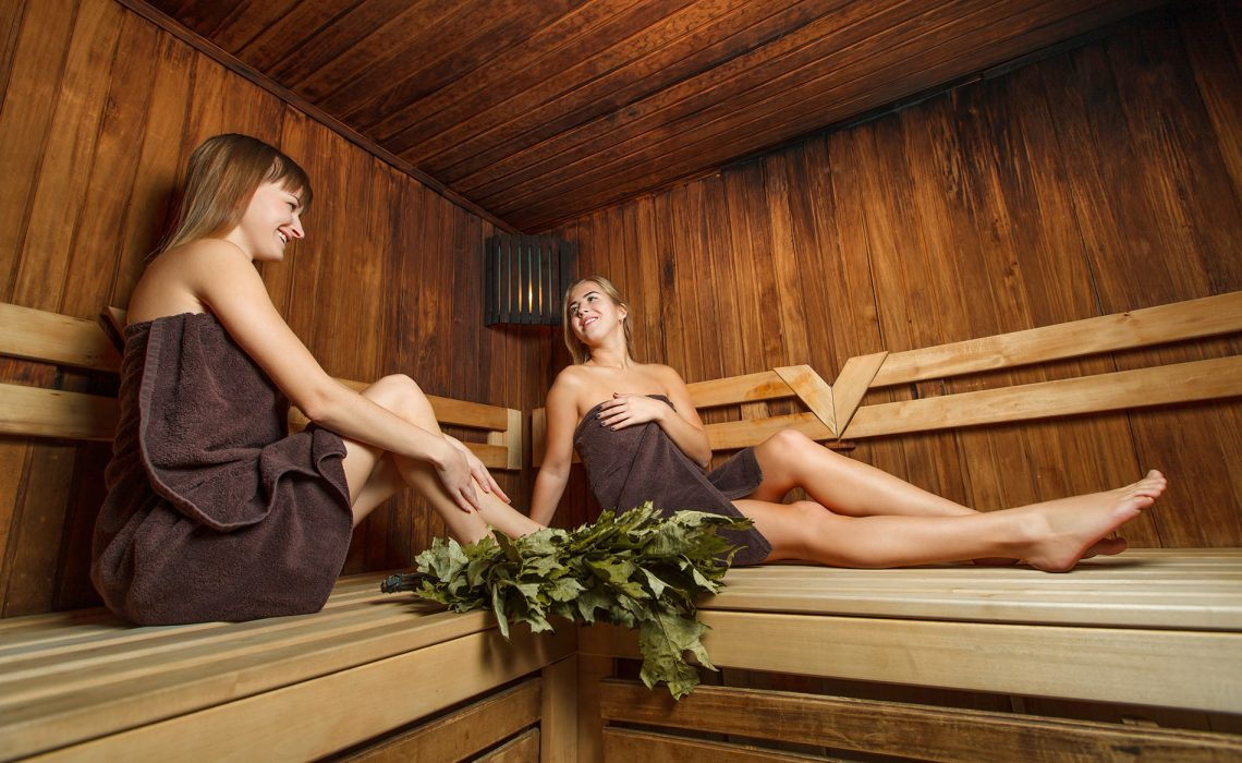 Infrared Saunas, Hollywood Celebs' New Must Have Amenity At Home & Vacation