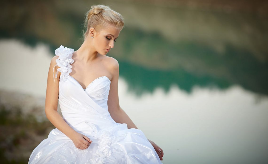 Why Do Brides Wear White Dresses?