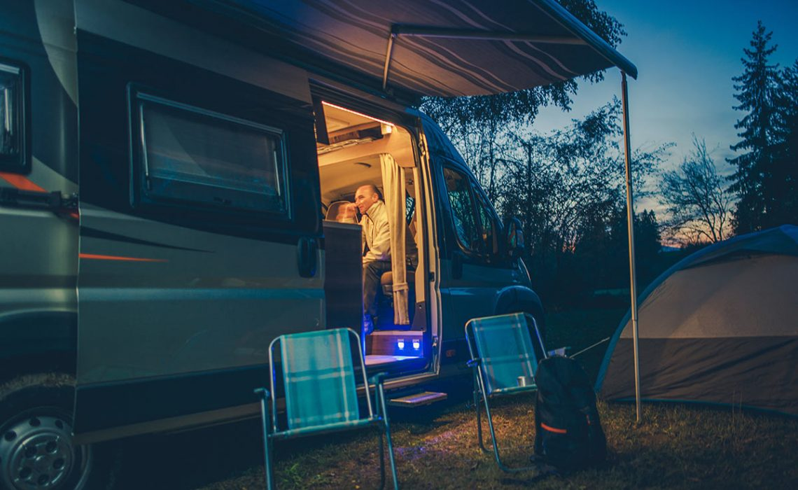 Top 8 RV Camping Tips for Seniors