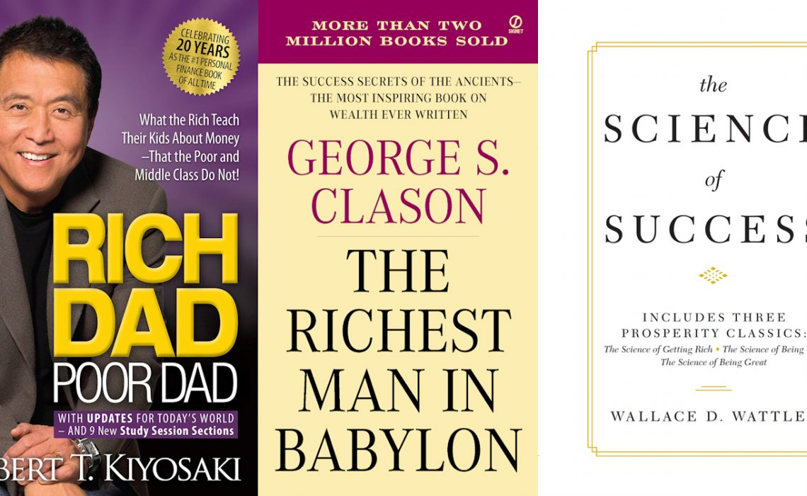 Top 4 Books to Read Before You Launch An Internet or Tech Business
