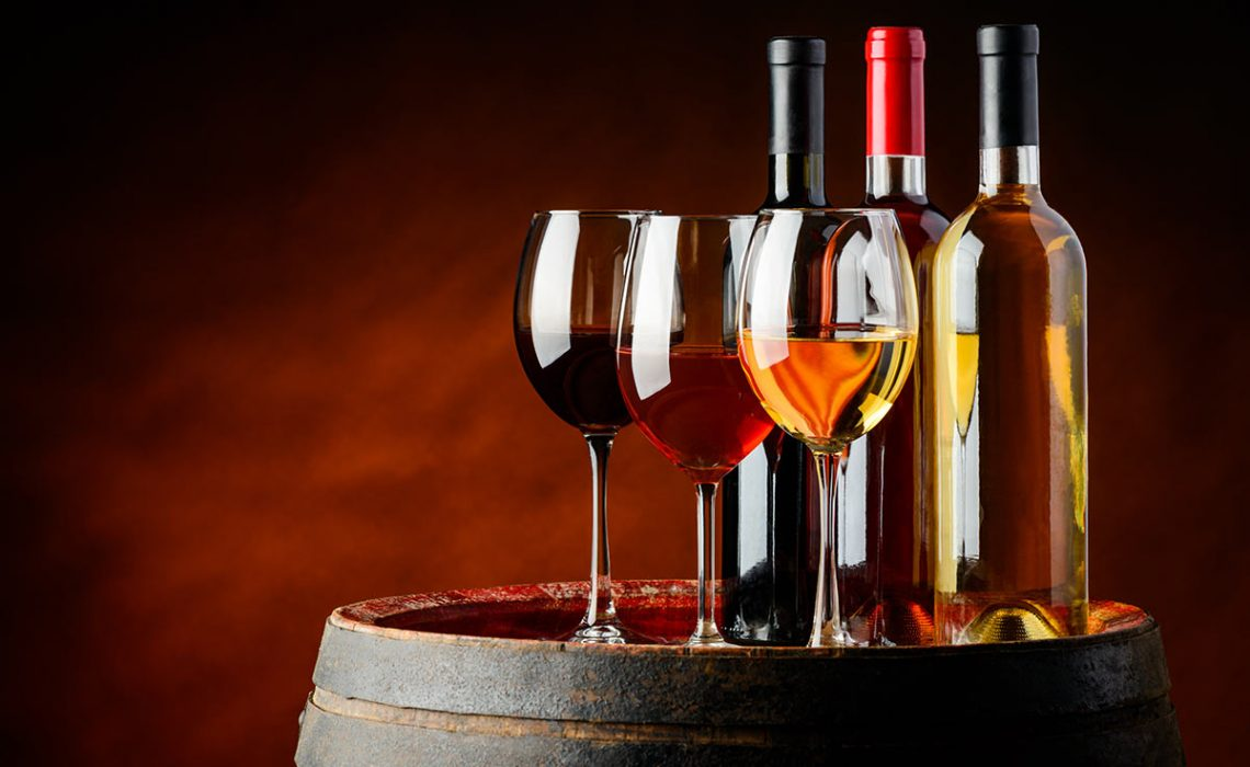 5 Perfect Types of Wine For Beginning Enthusiasts