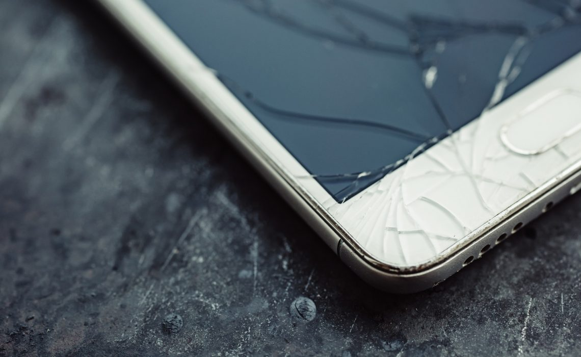 The 8 Most Common Ways People Break Their Phones