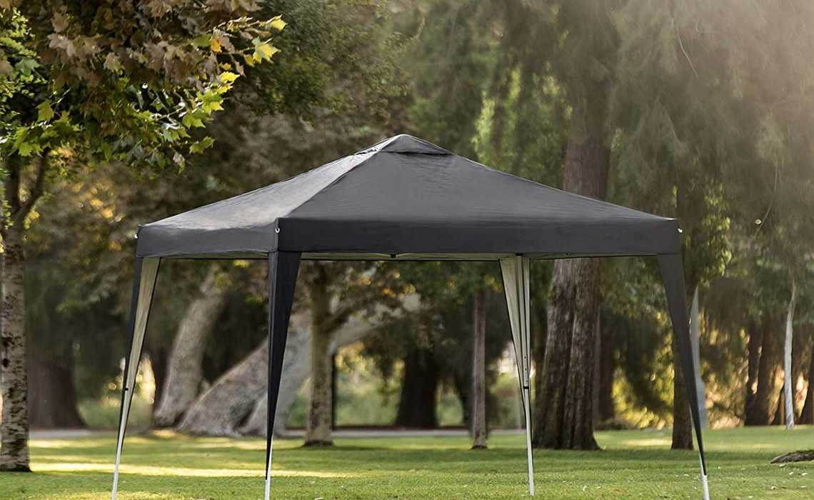 Looking for an Outdoor Utility? Why Not Get a Pop-Up Canopy?