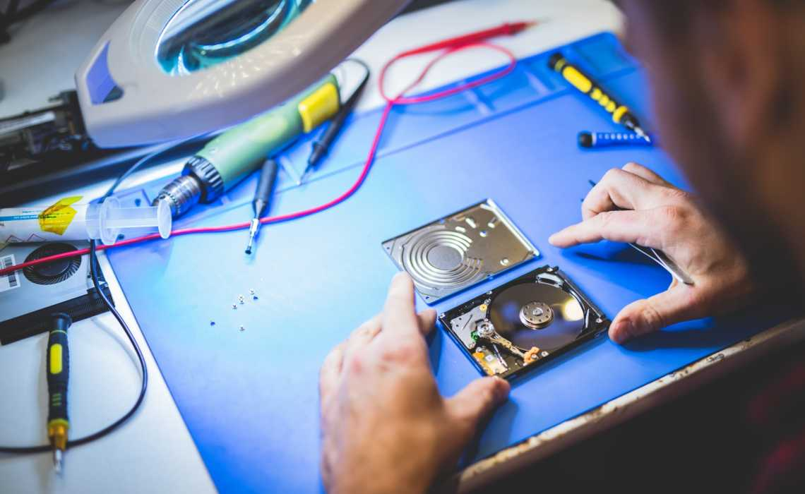 Hardware Recovery Guide: Here are the Basics You Need to Know