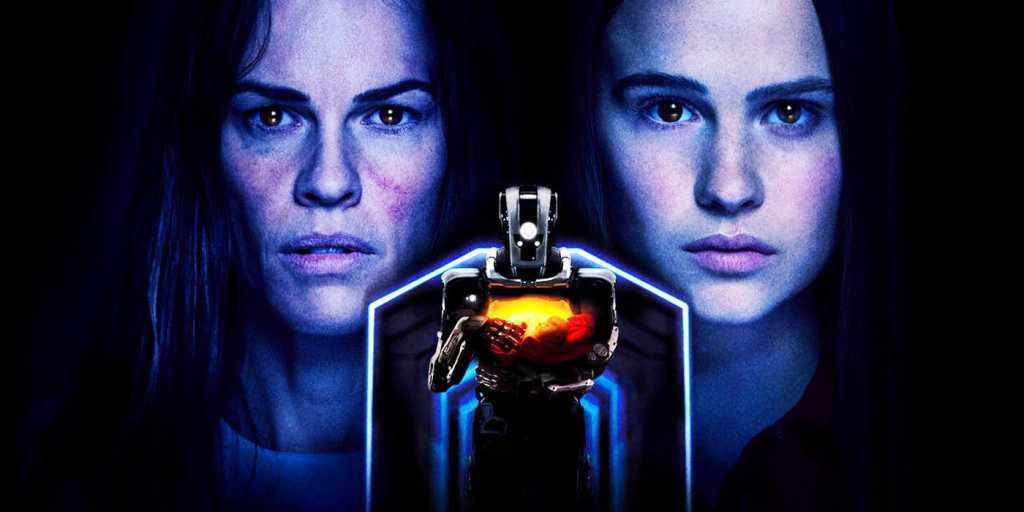 I Am Mother by Netflix (2019)