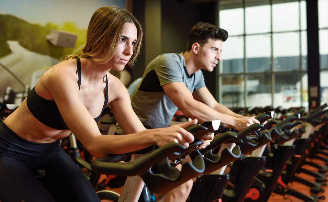 5 Tips To Lose Weight With Indoor Cycling