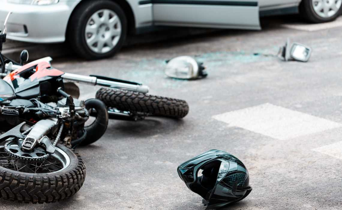 What Should You Do After a Motorcycle Accident?