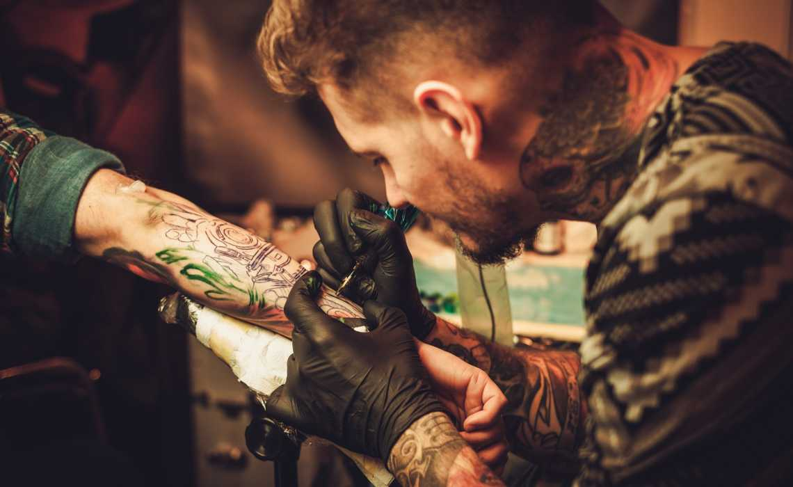 The Pros and Cons of Having Tattoos
