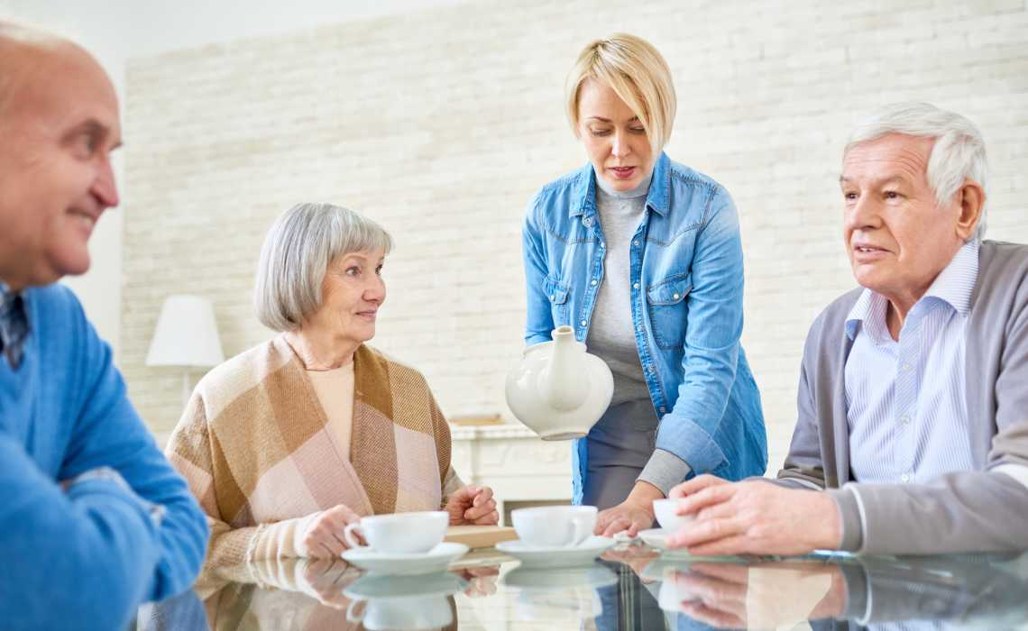 Strategies To Keep Aging Parents At Home