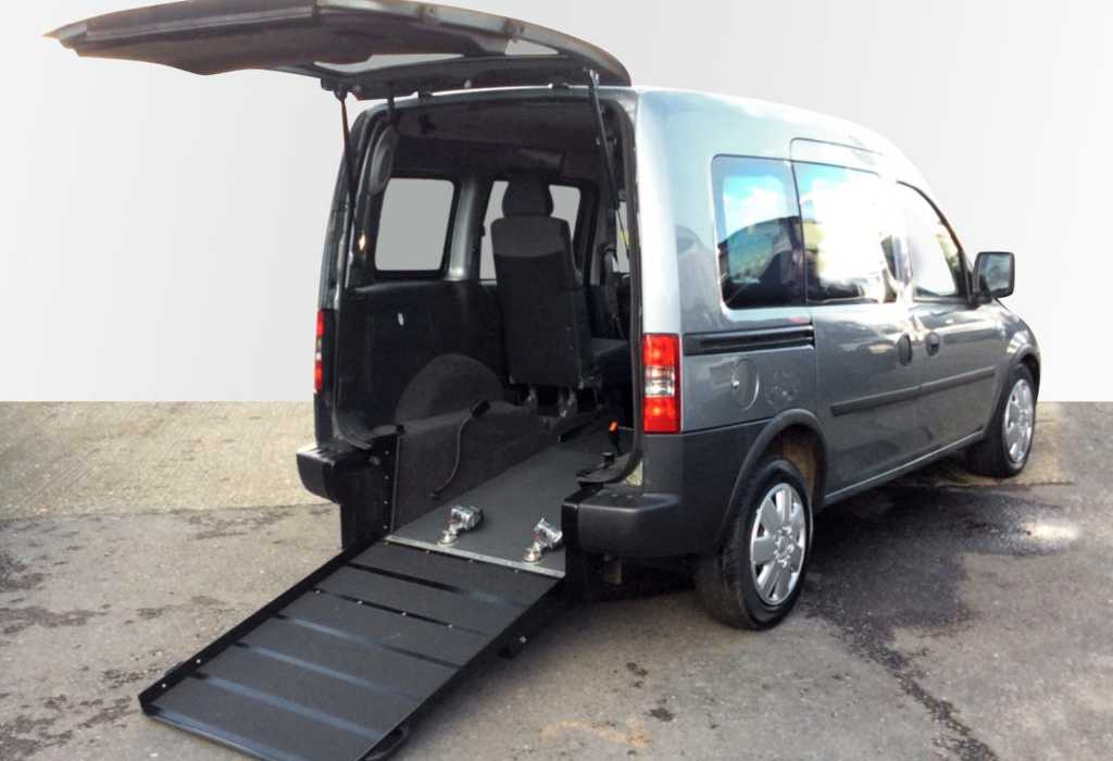 Hiring a Wheelchair Accessible Vehicle