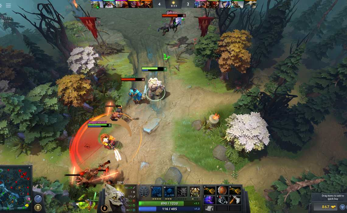 Dota 2 Pro Tips and Tricks for Better Game