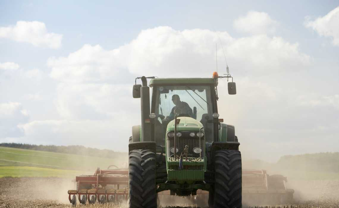 What to Look for When Buying a Used Tractor