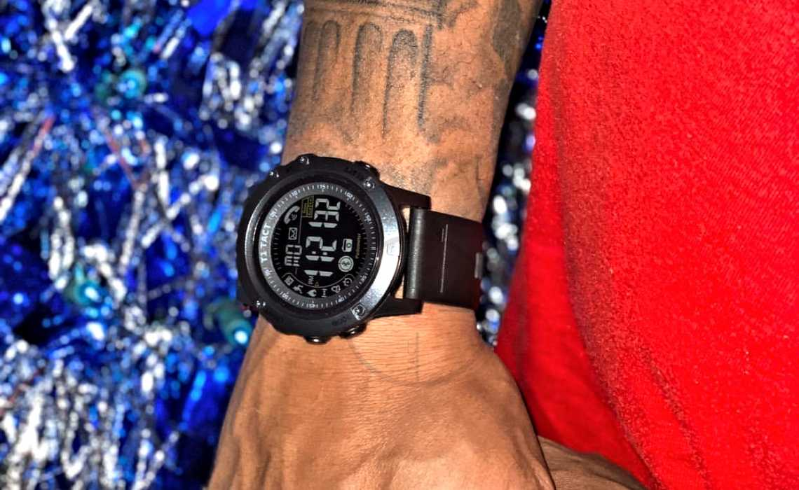 T1 Tact Watch Shows Difference Of  Amazon & eBay's Fake Smartwatches