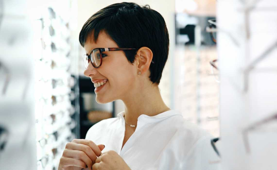 The Journey of Eyeglasses from Sand to Its Brand