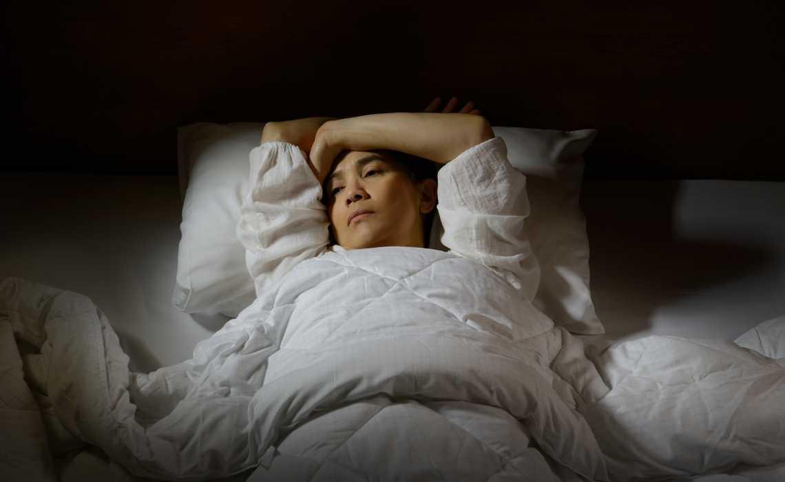 Does Vape Use Invoke Insomnia?