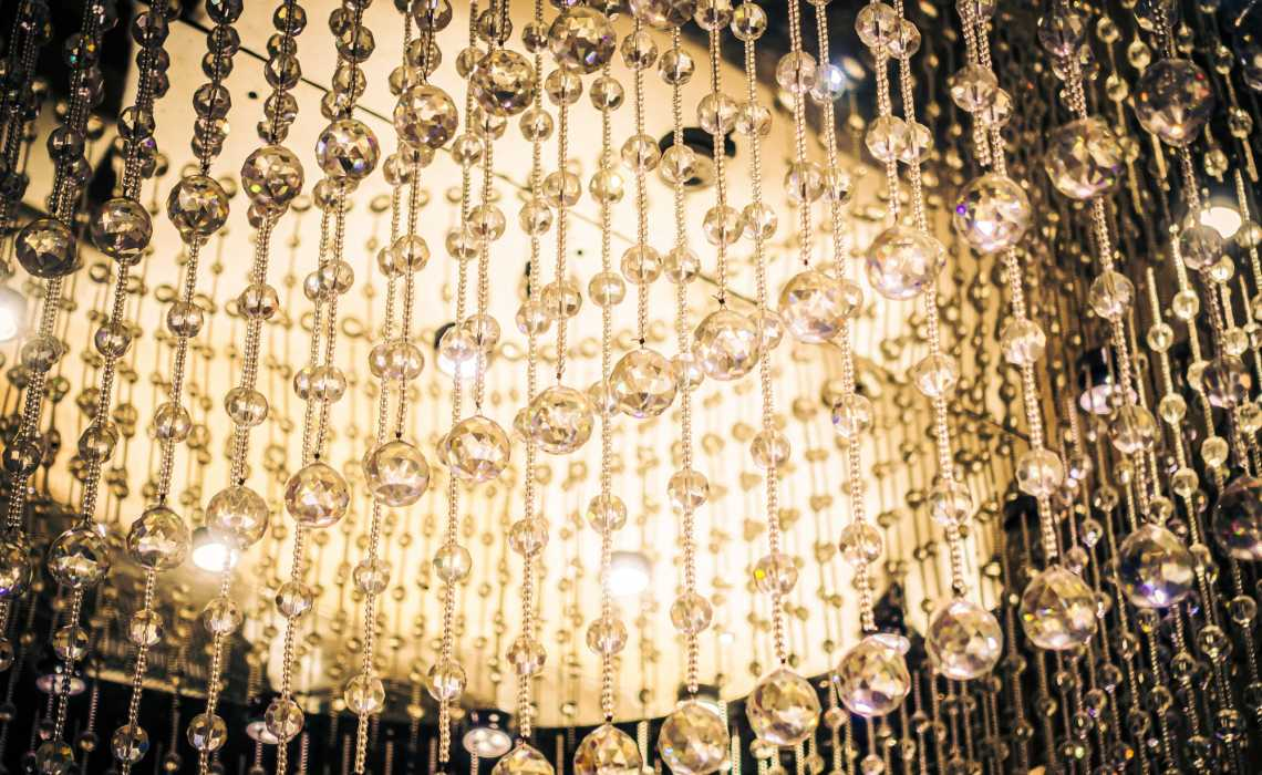 The Most Beautiful Crystal Chandeliers and Where to Find Them