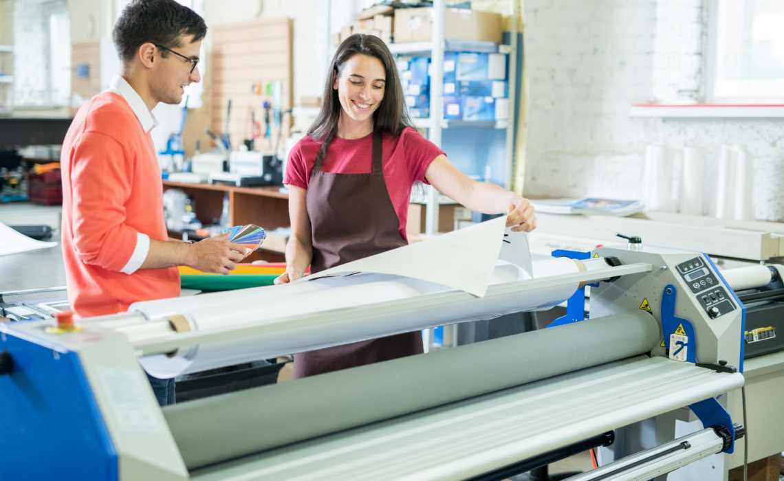 Digital vs. Offset Printing: Choosing the Right Technique