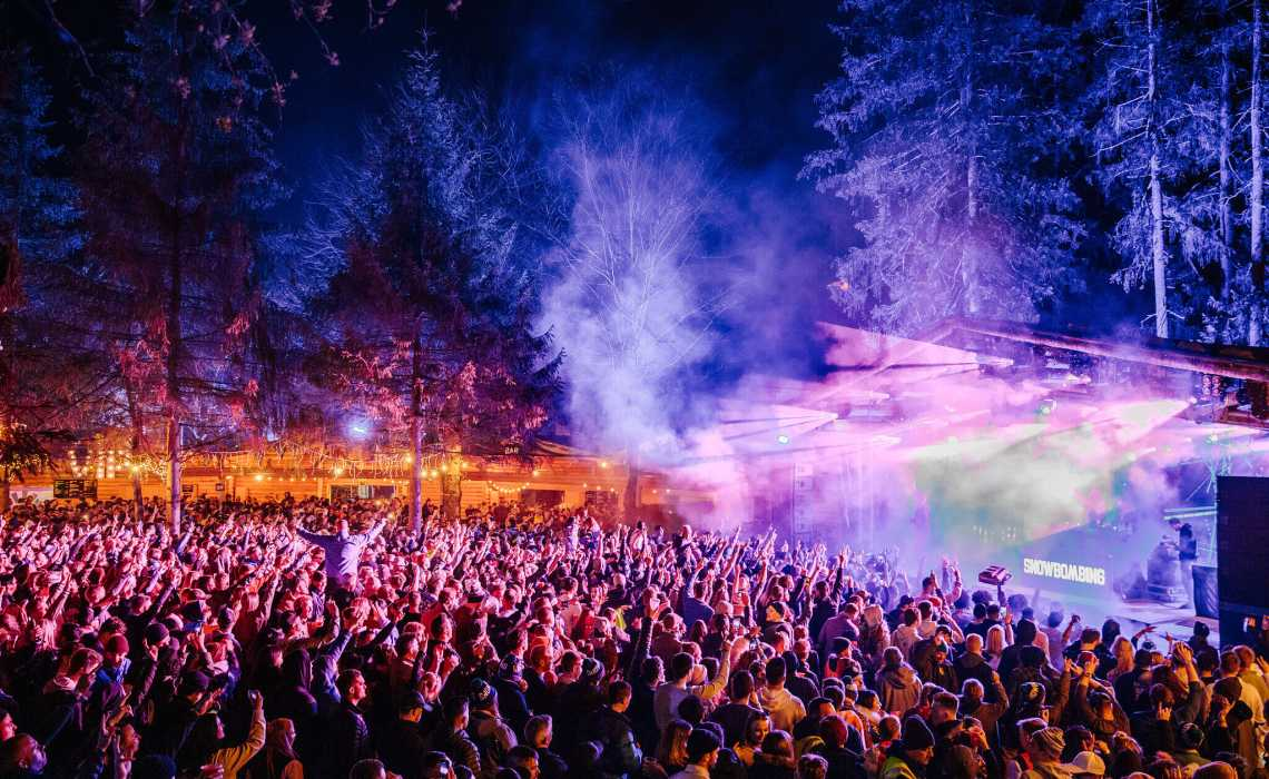 Quick Facts about Snowbombing Festival 2020 in Mayrhofen, Austria