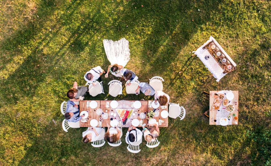 5 Things to Know About Catering Your Own Wedding