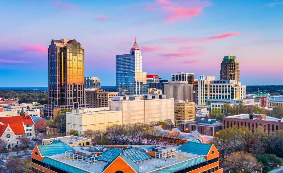 Best Places To Buy A House In North Carolina